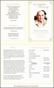 memorial program ideas 11 printable funeral program template sletemplatess