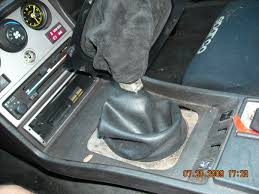 porsche 944 shift boot 924board org view topic replacing the worn stock shift lever