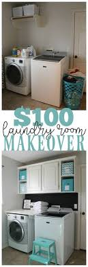 Pinterest Laundry Room Decor Modern Farmhouse Laundry Room Reveal One Room Challenge Week 6