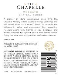 database developer resume sample chateau series moscato ste chapelle chateau series moscato back label