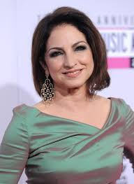 sophisticated hairstyles for women over 50 gloria estefan s sophisticated hairstyle haute hairstyles for