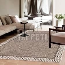 tappeto soggiorno outstyle tappeto stuoia indoor outdoor in juta 120 39014 736