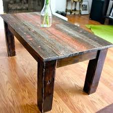 Barn Wood Coffee Table Barnwood Coffee Tables Ika Reclaimed Wood Top Coffee Table