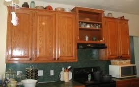standard height for kitchen cabinets home design