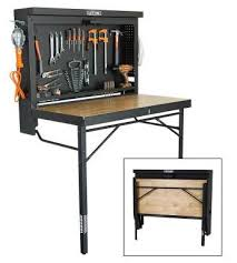 folding work table home depot home depot wall mounted folding work table only 150 shipped