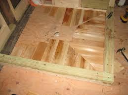 tiled shower a carpenter s journal