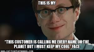 Call Me Meme - this is my this customer is calling me every name on the planet