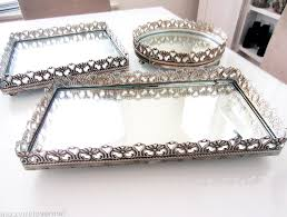 Bathroom Vanity Tray by Vanity Trays For Dresser Most Beautiful Contemporary Design