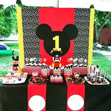 Mickey Mouse Ideas Fancy Mickey Mouse Decoration Incredible Mickey