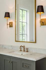 antique brass vanity light charming the values of antique brass bathroom faucets all about home