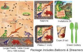 dinosaur birthday party supplies dinosaur birthday party tableware image inspiration of cake and