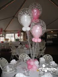 Pink Balloon Decoration Ideas Baby Shower Balloon Centerpiece Ideas Omega Center Org Ideas