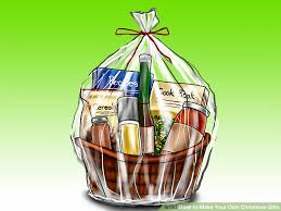 Make Your Own Gift Basket 8 Ways To Make Your Own Christmas Gifts Wikihow