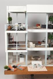 Modern Doll House Furniture by Pictured The Immaculate Modern Day Dolls House Tipped To Take