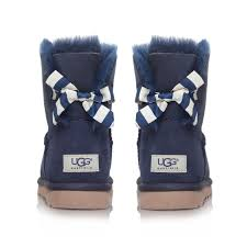 ugg sale romania ugg australia blue mini bailey bow stripe product 1 17446742 0 439729861 normal jpeg
