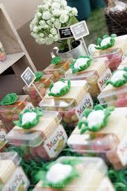 kara u0027s party ideas fruit garden themed birthday party