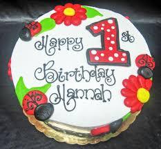 1st birthday cheri u0027s bakery