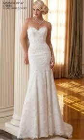 fiore couture amanda 650 size 4 used wedding dresses