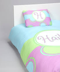 Purple Toddler Bedding Set Lavender Pink Personalized Bedding Set Rnk Innovations