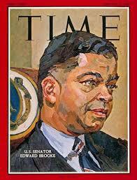 Edward Brooke   Feb. 17, 1967 · Previous Week's Cover · Following Week's Cover · TIME Magazine Cover: Sen. Edward Brooke -- Feb. 17, 1967 - 1101670217_400