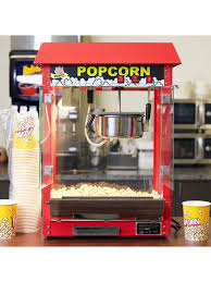 popcorn rental machine must concession is the popcorn rental only from summit city