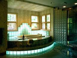 glass block designs for bathrooms glass block ideas glass blocks bathroom walls glass block bathroom