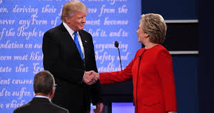 by linking trump with hate groups clinton spotlights the the first presidential debate catch up on what happened
