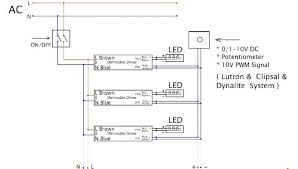 0 10v dimming wiring diagram wiring diagram and schematic