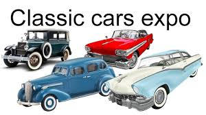 vintage cars old classic cars vintage car expo youtube