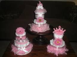 Baby Shower Center Pieces Ideas Lofty Ideas Princess Baby Shower Centerpieces Diaper Cake