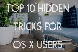 house design mac os x top 10 hidden tricks for mac os x users youtube