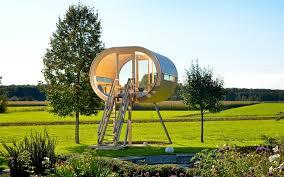 design gartenhaus gartenhaus auf stelzen lifestyle und design