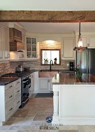 green kitchen cabinets with white island the 4 best paint colours for kitchen island or lower