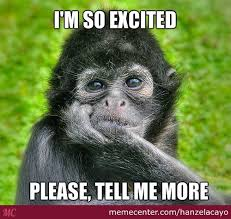 Im So Excited Meme - i m so excited by hanzelacayo meme center