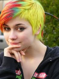 Girls With Really Short Hair Hair Style And Color For Woman
