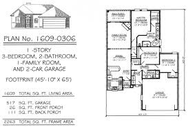 3 bedroom 2 story house plans small house plans with 2 car garage home deco plans
