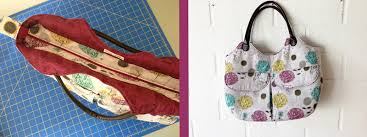 pattern for tote bag with zipper anna s blog charmed liebling