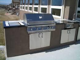 Outdoor Kitchen Construction Cool Outdoor Kitchens Bbq Decor Kitchen And Grill By Horusicky