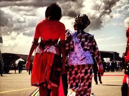michelle obama documents african trip through instagram michelle