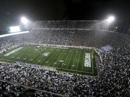 Arena Lights Msu Board To Vote On Lights At Spartan Stadium