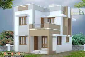 1280 sqft 3 bhk house design at 3 cent plot kerala house plans