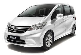 jenis kereta mitsubishi honda freed mpv facelifted rm99 800 to rm113 500