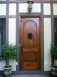 spray paint wood front door pre painted wooden doors go rich dark