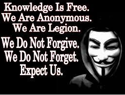 Basement Dweller Meme - we are anonymous v1nce