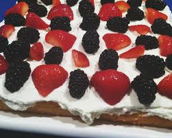 city country roots tres leches cake with whipped cream