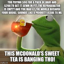 You Mad Tho Meme - but thats none of my business meme imgflip