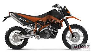 honda sbyar 2006 ktm 950 super enduro r pics specs and information
