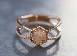 non traditional wedding rings best 25 non diamond engagement rings ideas on non