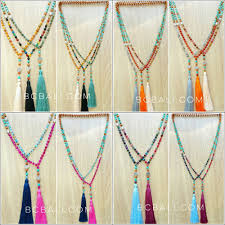 necklace wholesale images Agate beads stone tassels necklace best seller design wholesale jpg
