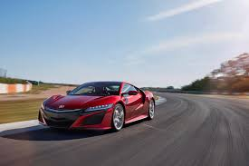 honda supercar honda nsx review